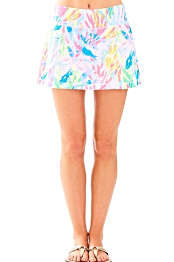 Lilly Pulitzer Luxletic Josephine Skort from Sandestin Golf and Beach Resort by Island Clothiers — S