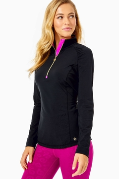 Lilly Pulitzer Luxletic Justine Pullover - Product List Image