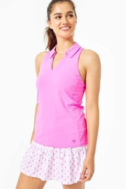 Lilly Pulitzer Luxletic Lakelyn Bra-Polo - Product Mini Image