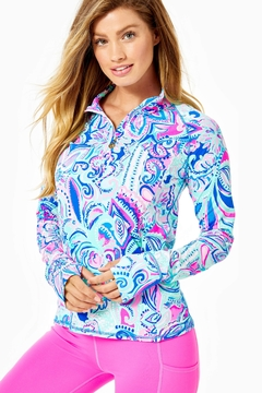 Lilly Pulitzer Luxletic Marion Sunguard - Product List Image