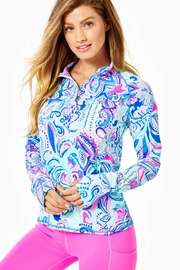 Lilly Pulitzer Luxletic Marion Sunguard - Product Mini Image