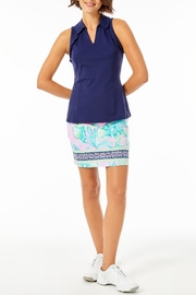 Lilly Pulitzer Luxletic Martina Polo-Top - Other