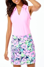 Lilly Pulitzer Luxletic Maryana Skort - Front cropped