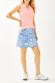 Lilly Pulitzer Luxletic Reesa Golf-Polo - Side cropped