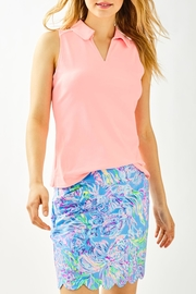 Lilly Pulitzer Luxletic Reesa Golf-Polo - Product Mini Image