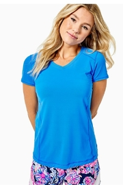 Lilly Pulitzer Luxletic Renay Active-Tee - Product Mini Image