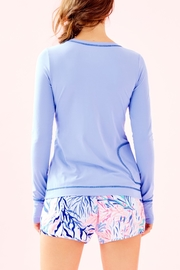 Lilly Pulitzer Luxletic Renay Sunguard - Front full body