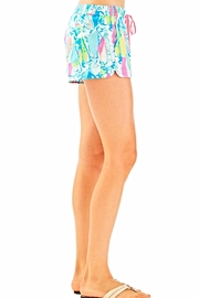 Lilly Pulitzer Athletic Shorts - Back cropped