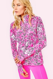 Lilly Pulitzer Luxletic Serena Jacket - Front cropped