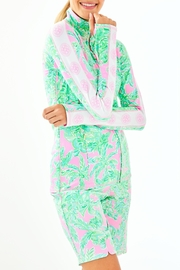 Lilly Pulitzer Luxletic Serena Zip-Up - Product Mini Image