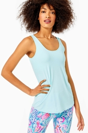 Lilly Pulitzer Luxletic Sunray-Bra Tank-Top - Product Mini Image