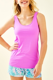 Lilly Pulitzer Luxletic Sunray Bra-Tank-Top - Front cropped