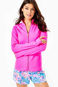 Lilly Pulitzer Luxletic Tennison Jacket - Product List Image