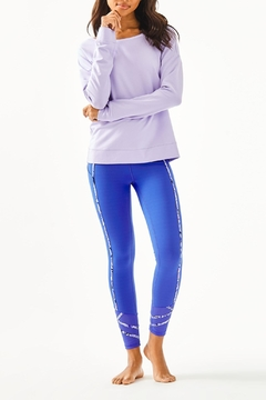 Lilly Pulitzer Luxletic Weekender Legging - Alternate List Image