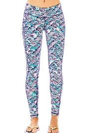 Lilly Pulitzer Luxletic Weekender Legging - Product Mini Image