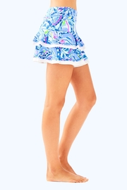 Lilly Pulitzer Luxletic Zela Skort - Front full body