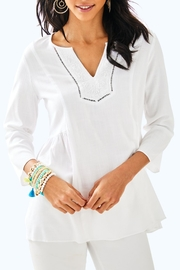 Lilly Pulitzer Lyndsea Tunic - Product Mini Image