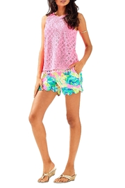 Lilly Pulitzer Lynn Top - Side cropped