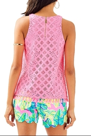 Lilly Pulitzer Lynn Top - Front full body