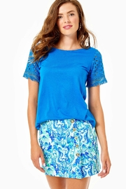 Lilly Pulitzer Lyonne Top - Product Mini Image