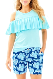 Lilly Pulitzer Lyra Top - Product Mini Image