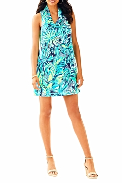 Lilly Pulitzer Lyza Silk Dress - Alternate List Image