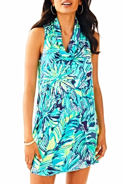 Lilly Pulitzer Lyza Silk Dress - Product List Image