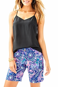Lilly Pulitzer Madina Bermuda Shorts - Product List Image