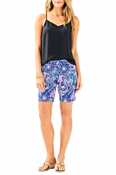 Lilly Pulitzer Madina Bermuda Shorts - Alternate List Image