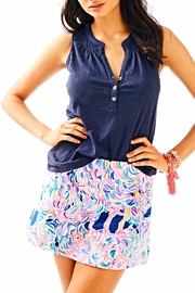 Lilly Pulitzer Madison Skirt - Front full body