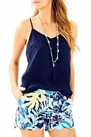 Lilly Pulitzer Magnolia Scallop Short - Product Mini Image