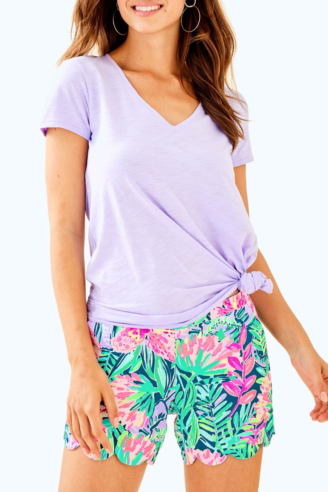 Lilly Pulitzer Magnolia Short - Main Image