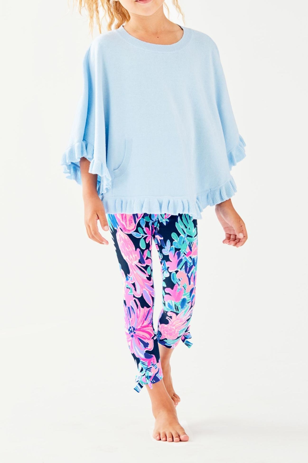 Lilly Pulitzer Maia Legging - Side Cropped Image