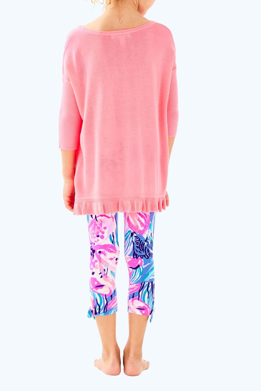 Lilly Pulitzer Maia Legging - Front Full Image