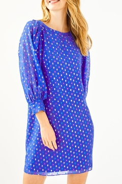 Lilly Pulitzer Maisel Silk Dress - Product List Image