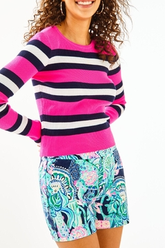 Lilly Pulitzer Malie Stretch Short - Product List Image