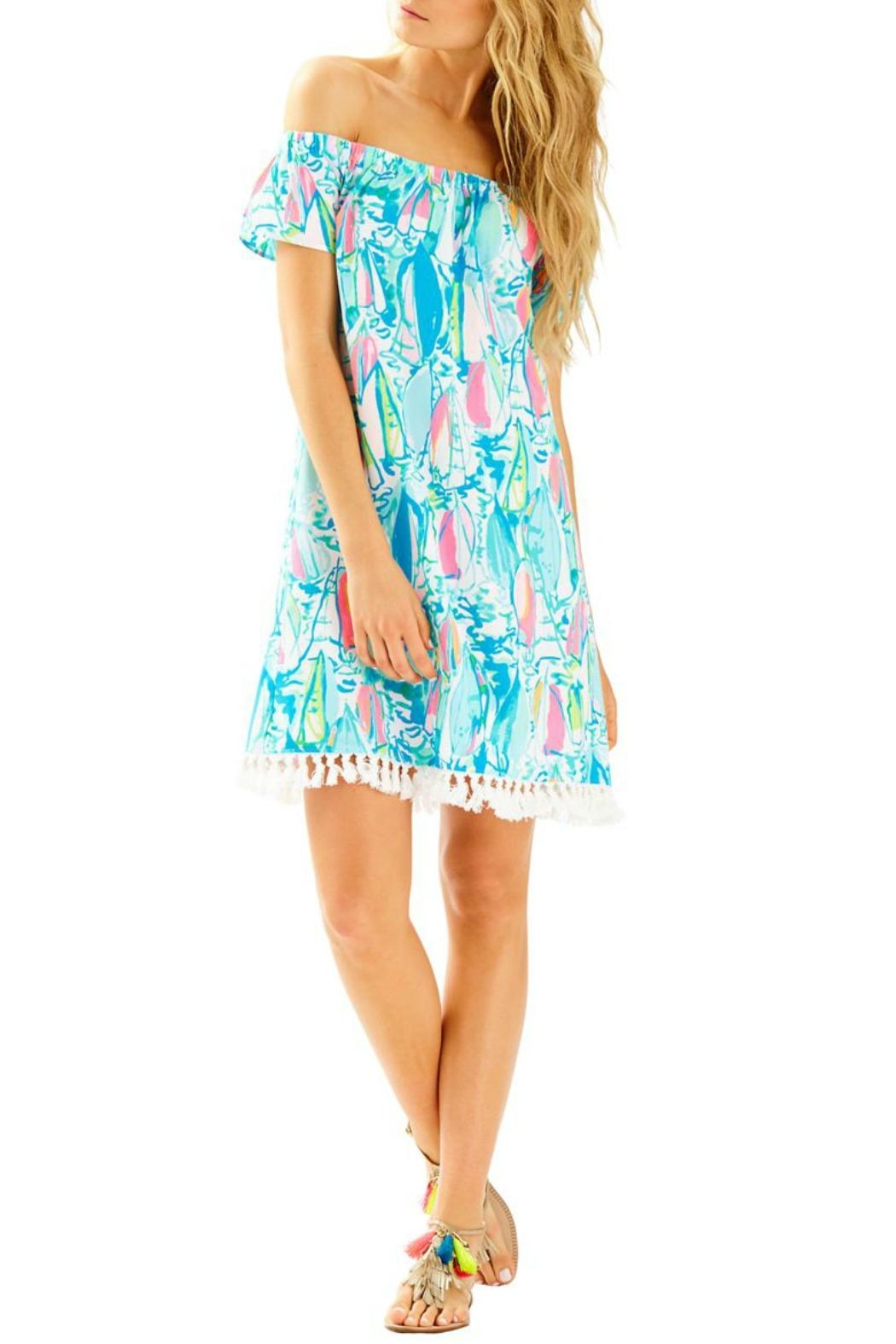 Lilly Pulitzer Marble Dress - Main Image