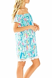 Lilly Pulitzer Marble Dress - Side cropped