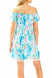 Lilly Pulitzer Marble Dress - Front full body
