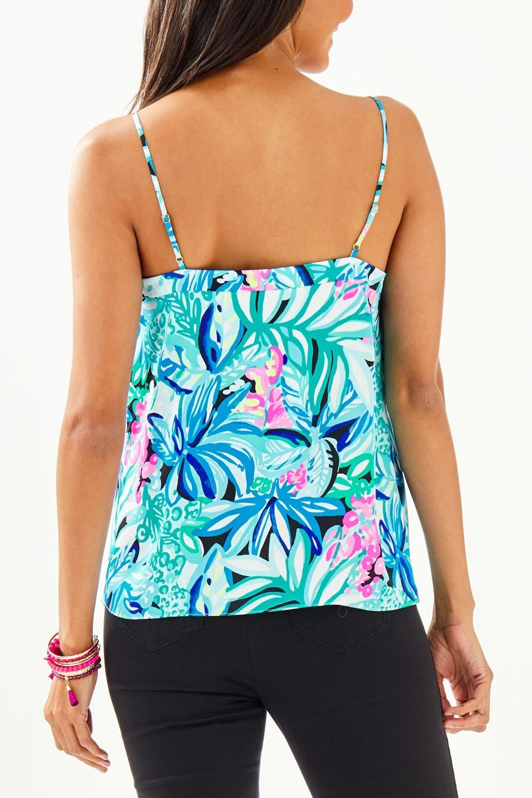 Lilly Pulitzer Margaery Cami - Front Full Image