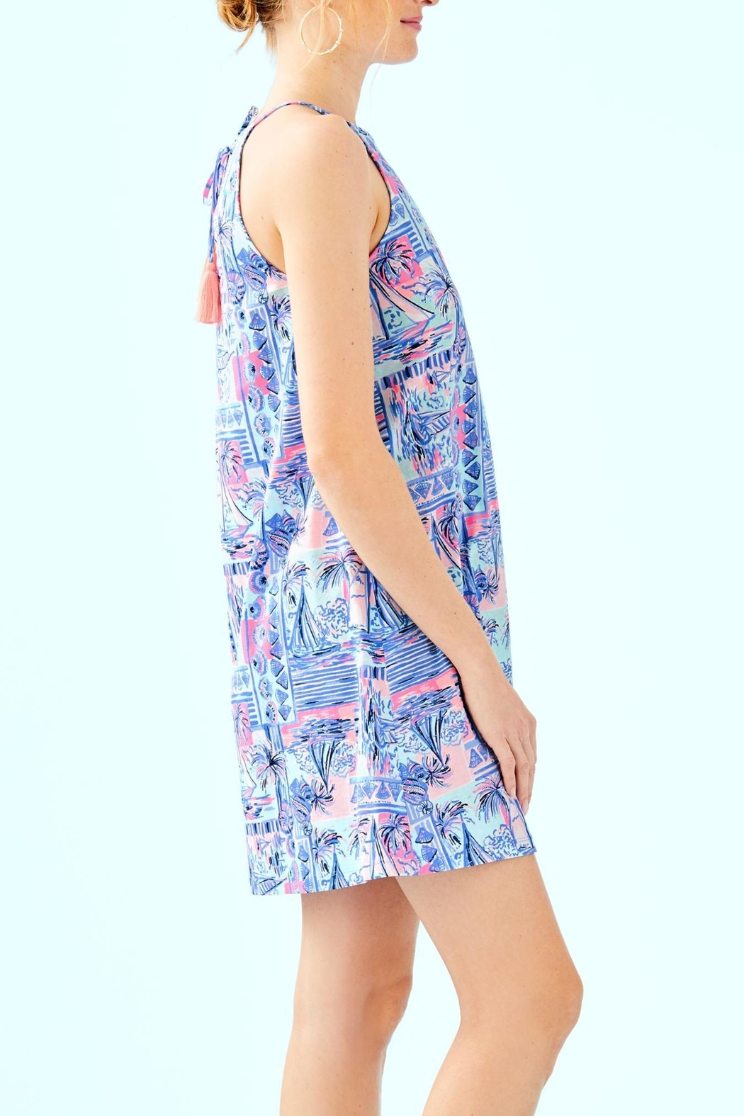 Lilly Pulitzer Margot Swing Dress - Side Cropped Image