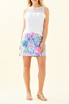 Lilly Pulitzer Marigold Skort - Alternate List Image