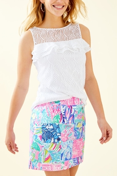Lilly Pulitzer Marigold Skort - Product List Image