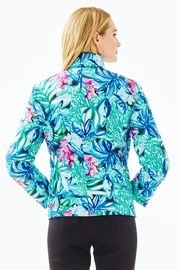 Lilly Pulitzer Marilee Reversible Puffer-Jacket - Side cropped