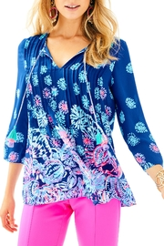 Lilly Pulitzer Marilina Top - Product Mini Image
