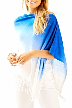 Shoptiques Product: Marin Ombre Sweater Wrap