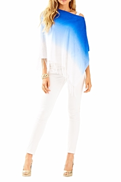 Lilly Pulitzer Marin Ombre Sweater Wrap - Alternate List Image