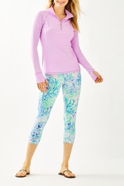Lilly Pulitzer Luxletic Marion Popover - Side cropped