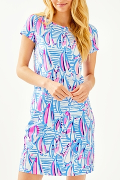 Lilly Pulitzer Marlowe Boatneck Dress - Product List Image