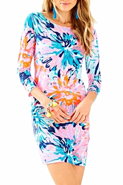 Lilly Pulitzer Marlowe Boat Neck Dress - Product List Image